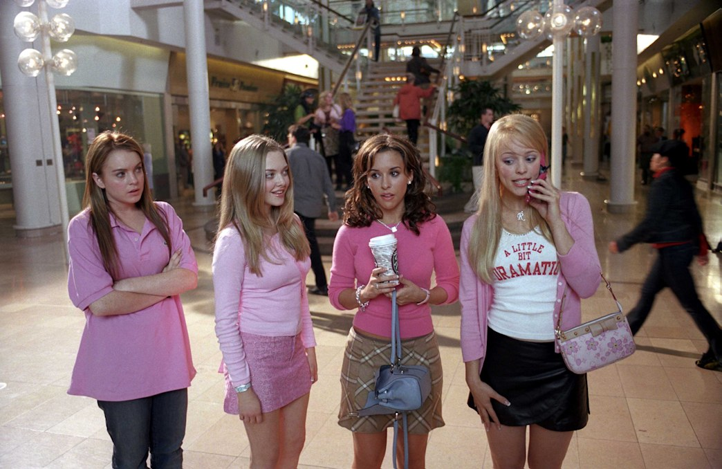 It's October 3rd! The best Mean Girls GIFs
