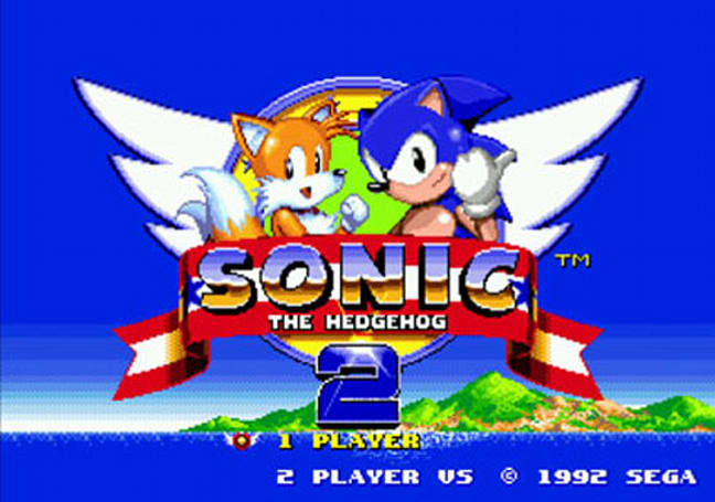 This Wednesday: Sonic 2 hogs XBLA