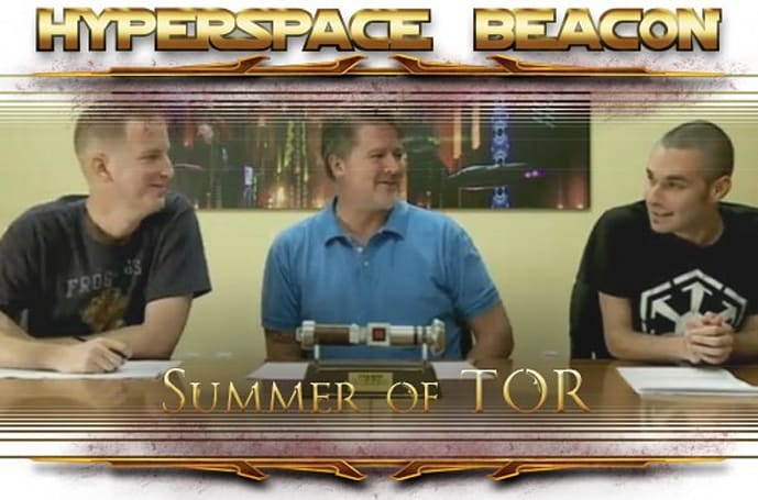 Hyperspace Beacon: The summer of SWTOR