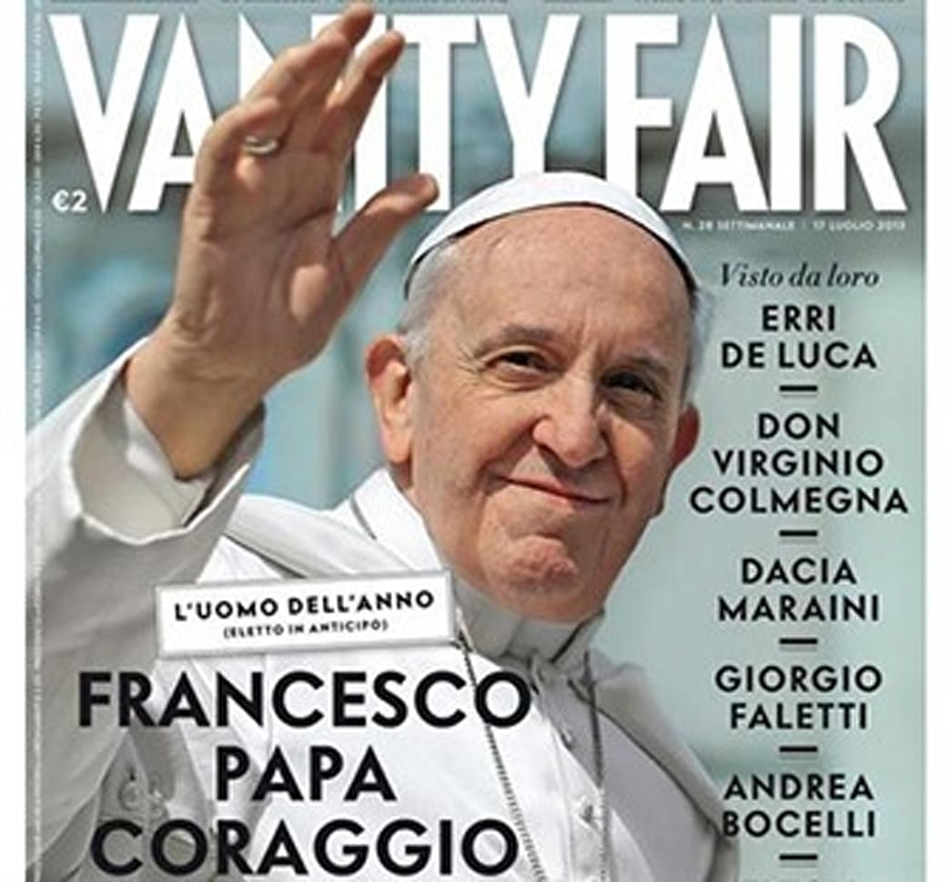 Is Pope Francis Influencing Italian Fashion?