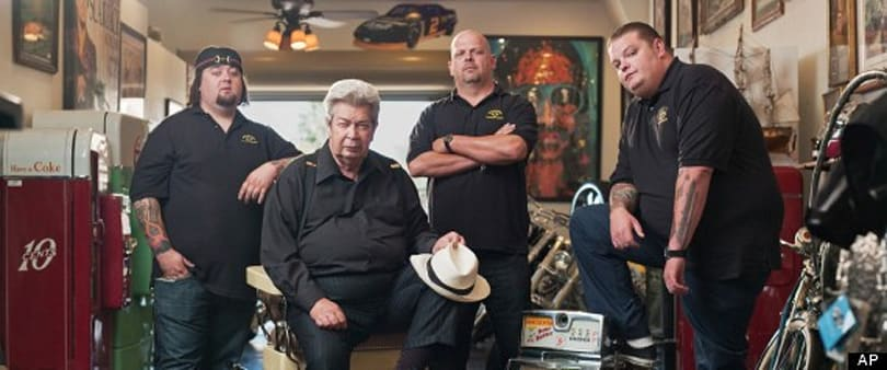 Amazon, A&E deal brings Pawn Stars, Storage Wars and Dance Moms to Prime Instant Video
