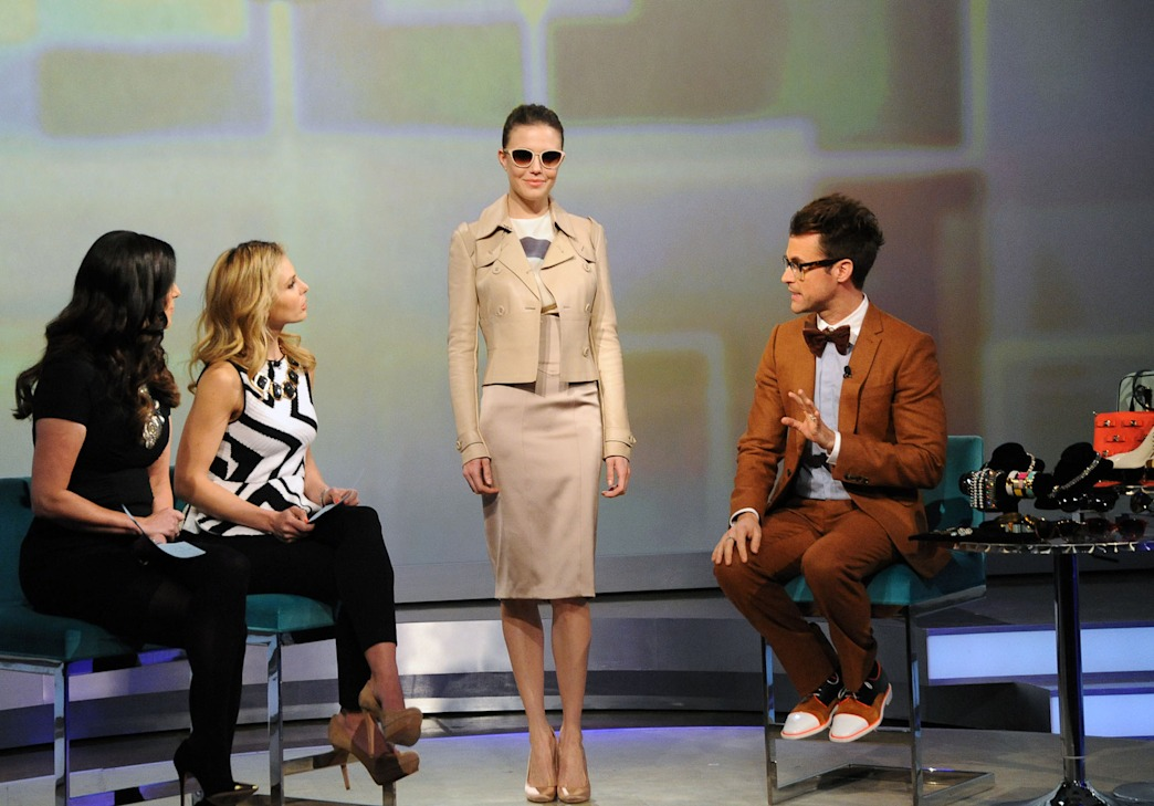Five style tips from Brad Goreski