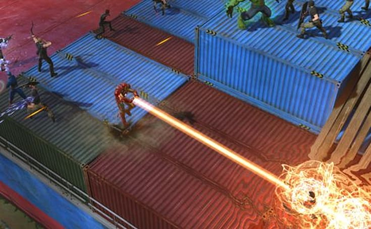 Marvel Heroes opens up closed beta signups