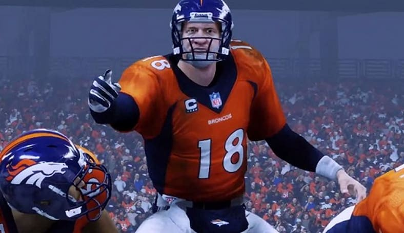 Denver Broncos picked to win Super Bowl XLVIII in Madden 25 simulation