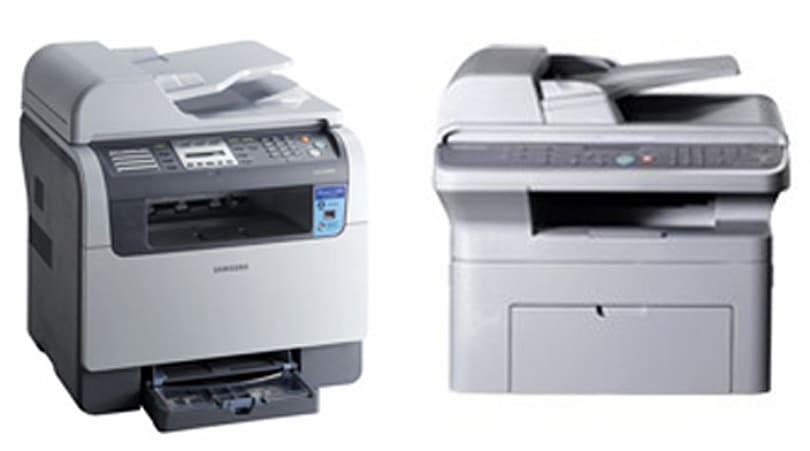 Samsung announces US release of CLX-3160FN and SCX-4725FN laser printers