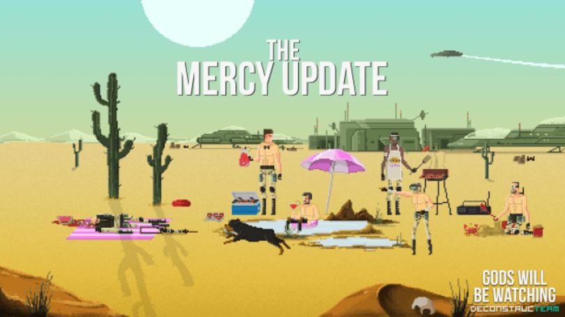 Gods Will Be Watching grants 'mercy' in recent update