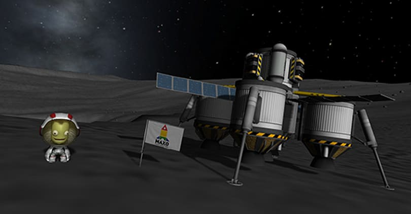Kerbal Space Program adds contracts to expanded Career Mode