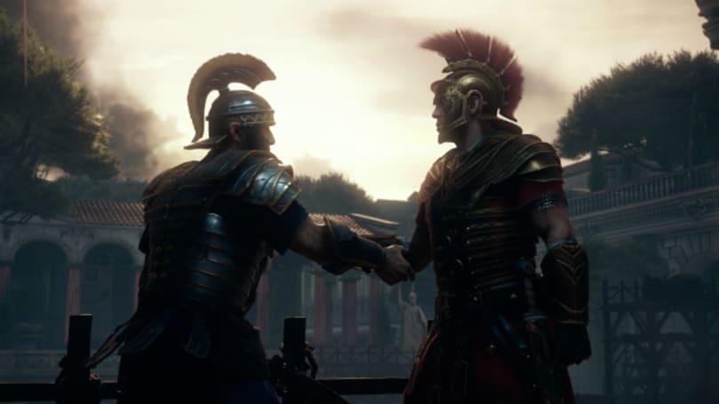 Veni, vidi, PC - Ryse: Son of Rome hits Steam next month