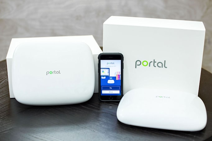 Engadget giveaway: Win a Portal WiFi router!