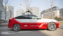 China temporarily bans highway testing of self-driving cars