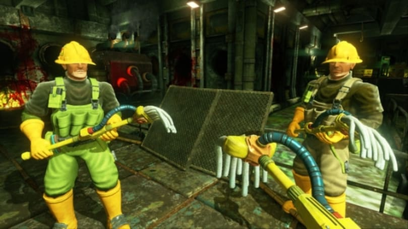 Viscera Cleanup Detail gets squeaky clean thanks to Steam Early Access