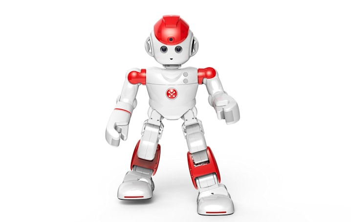 The Alpha 2 robot will dance its way into your house and your heart