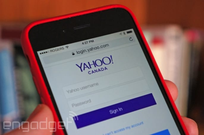 Yahoo hopes that you'll forget your password
