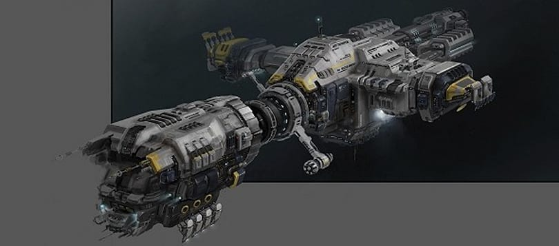 Dedicated salvage ship coming in next EVE Online expansion