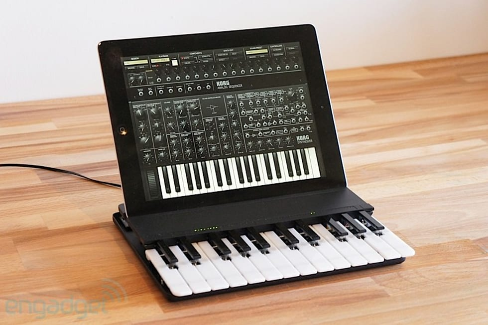 Miselu Launches C 24 Wireless Music Keyboard For Ipad We