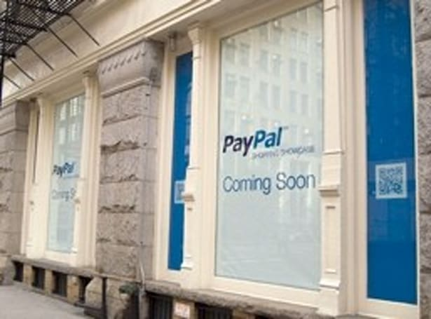 PayPal to open NYC pop-up store next month, showcase new mobile payment services