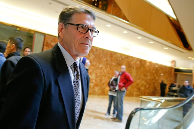 Rick Perry didn't understand the role of the Department of Energy