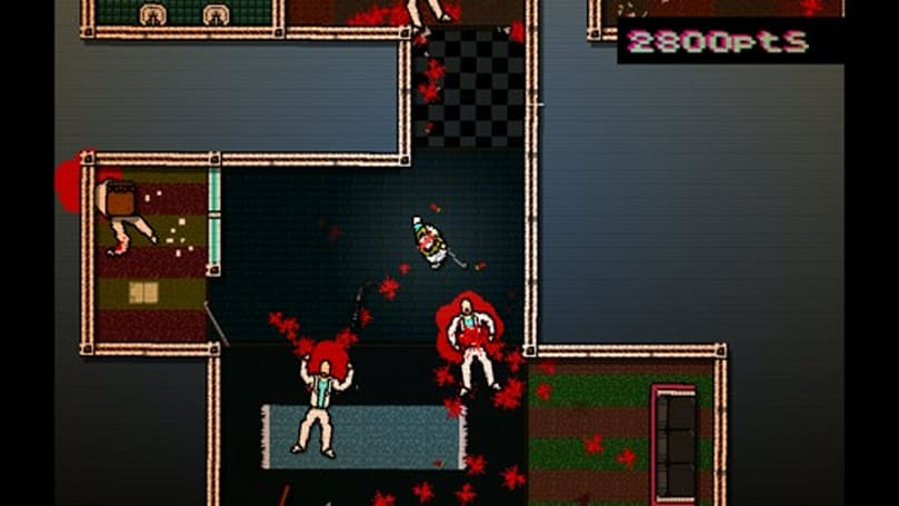 Hotline Miami dials up PS4's number, makes plans for August 19