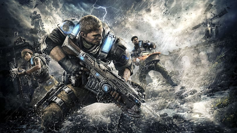 'Gears of War 4' gets bromantic update for Valentine's Day