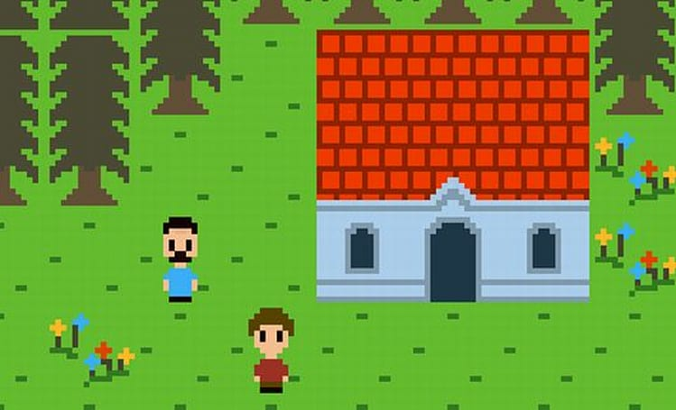 Hero's Adventure will shake your RPG faith to its core in three minutes