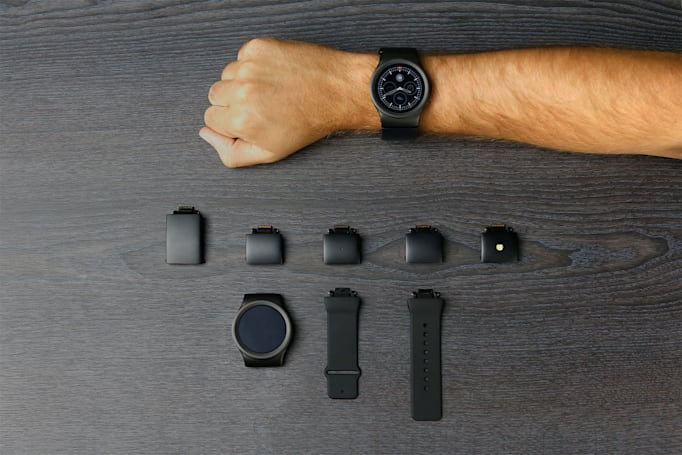 The Blocks modular smartwatch is finally (almost) ready