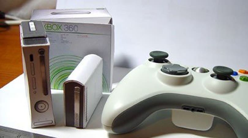 It's a mini paper Xbox 360 with a HD DVD drive