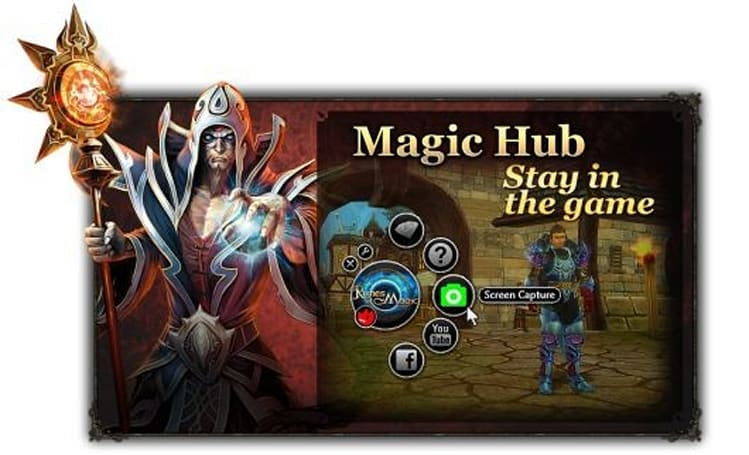 Runes of Magic partners with Overwolf for social media functionality