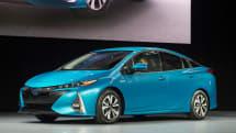 Toyota's Prius Prime plug-in hybrid touts 120MPGe