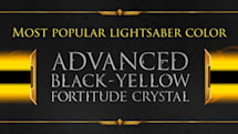 SWTOR players love that butt-ugly black-yellow lightsaber blade