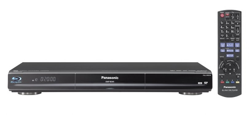 Panasonic's other 2010 Blu-ray players keep making 2D look & sound better