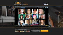 ooVoo opens up 12-way chat on Facebook and the iPad, gives other apps a facelift