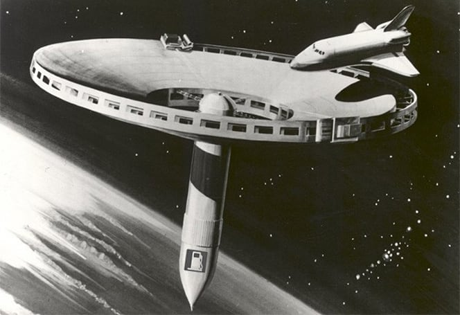 Orbiting fuel stations proposed for trips to the Moon, Mars, and beyond