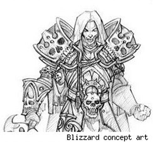 More Death Knight news and clarifications