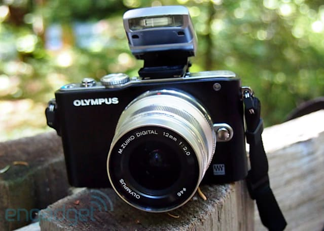 Olympus PEN E-PL3 Micro Four Thirds camera review