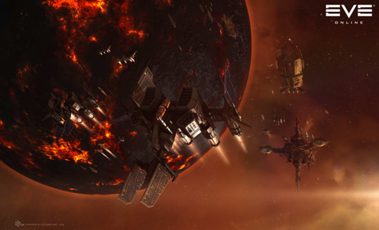 An overview of the EVE Online capital ship changes arriving today