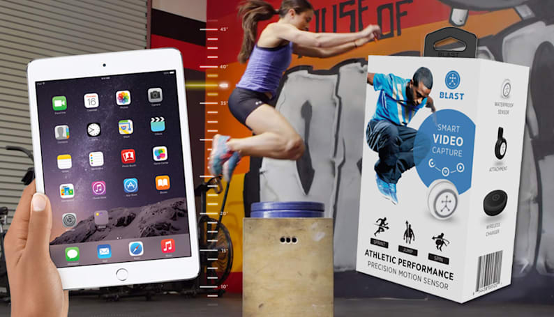 Engadget giveaway: win an iPad mini 3 courtesy of Blast Motion!