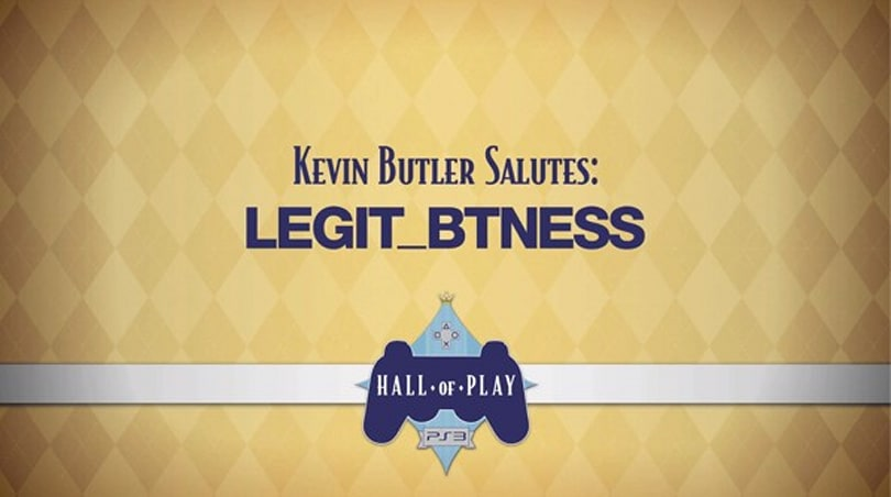 Kevin Butler honors 'Legit Btness' with festive dance