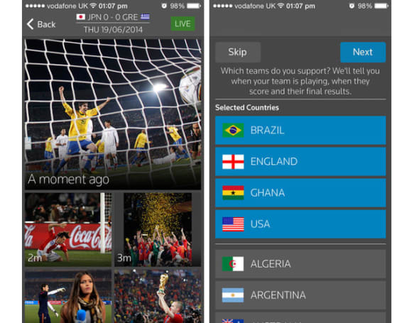 Daily App: Follow your favorite sports with Reuters Sports Reel