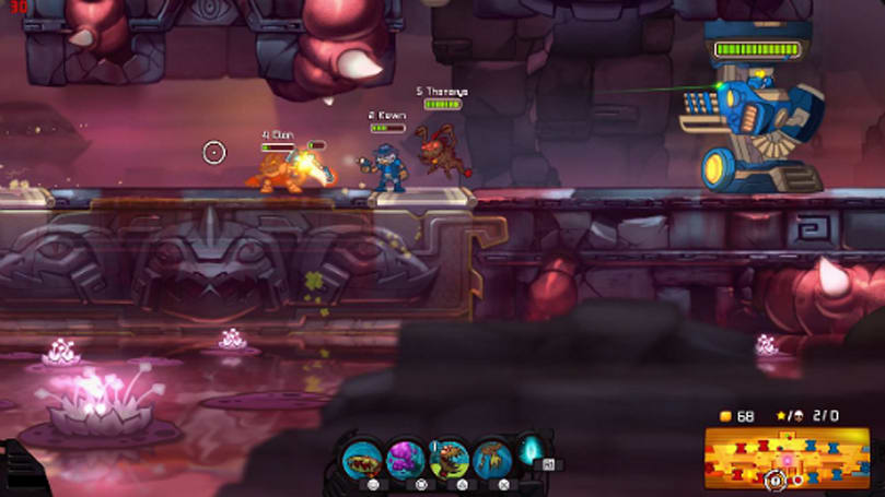 PSN Tuesday: Awesomenauts, Dead Nation on PS4, South Park on PS3