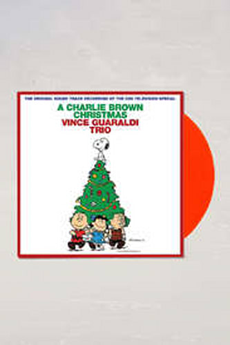 A Charlie Brown Christmas LP