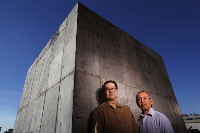 Spray-on conductive concrete will shield us from EMP attacks