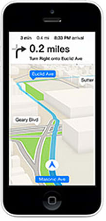 The iPhone's M7 Motion coprocessor and Maps