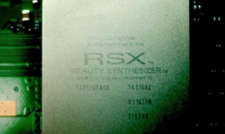 Newest PS3 SKU has updated, cheaper RSX innards
