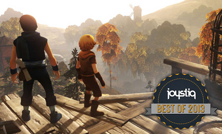 Joystiq Top 10 of 2013: Brothers: A Tale of Two Sons