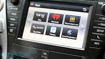 Toyota axes monthly fees for its Entune in-car infotainment systems