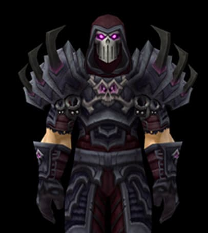 MMO Champion's Armor Showroom is out