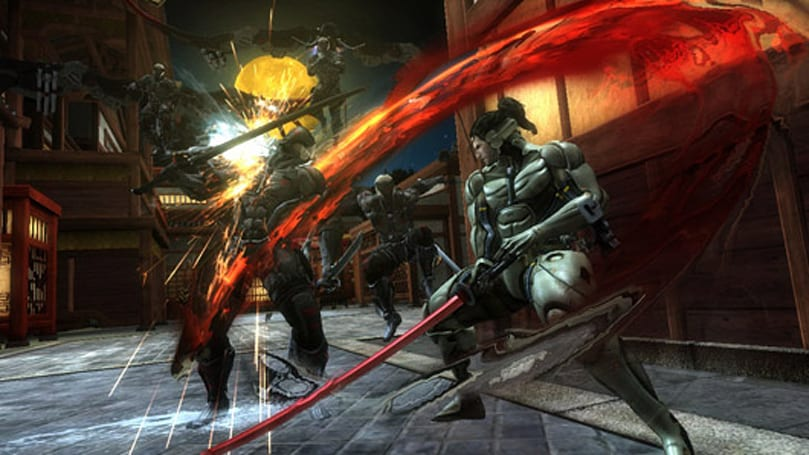 Metal Gear Rising: Revengeance offline play bug now fixed on Steam