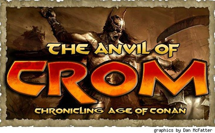 The Anvil of Crom: Unchained, free at last, and some initial observations