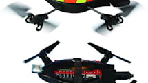 Scientists build WiFi hunter-killer drone and call it SkyNET... Viene Tormenta!