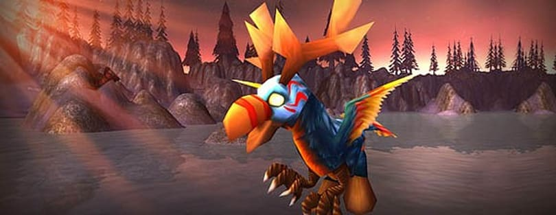 Blizzard releases Cenarion Hatchling pet for Japan earthquake relief